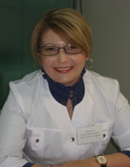 Шатохина Ирина Викторовна