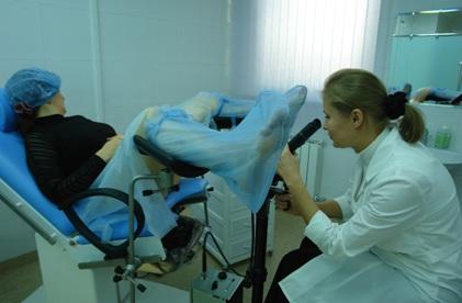 Офисная ( диагностическая) гистероскопия